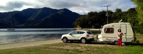 In the Marlborough Sounds