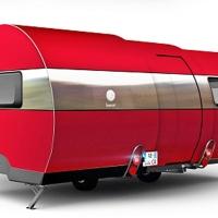 Amazing Pop Out Caravan