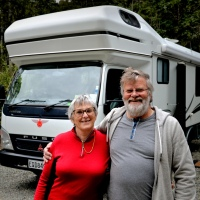 Fulltimers finally land - Motorhome for Sale