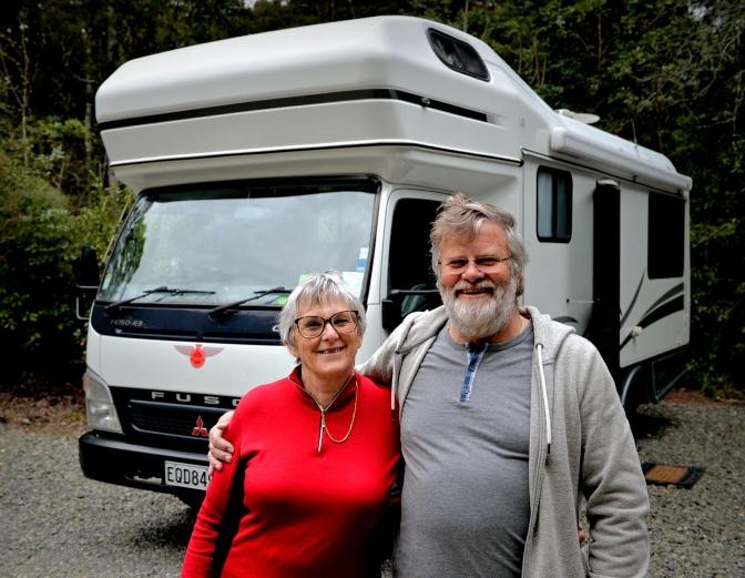 Fulltimers finally land – Motorhome for Sale