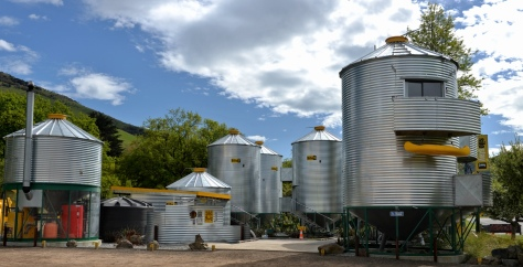 The Holiday Silos at Little River