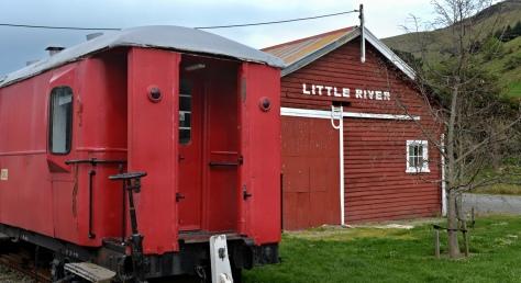 Little River Railway Station