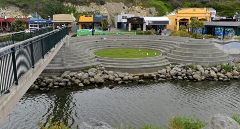 Kaikoura township
