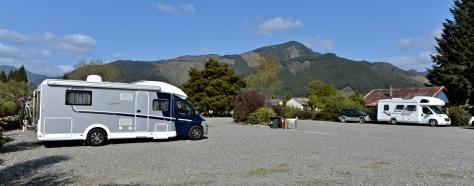 NZMCA park in Murchison