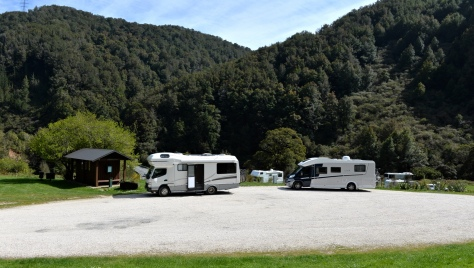 Lyall Motorhome parking