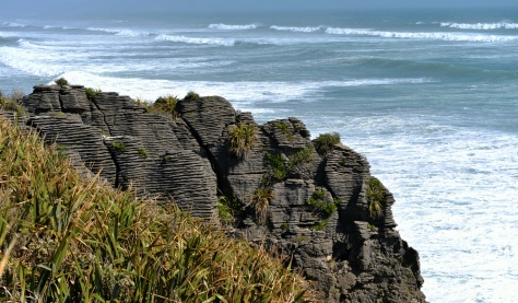 Classic look of Punakaiki