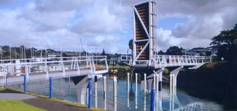 The Bridge as it will look