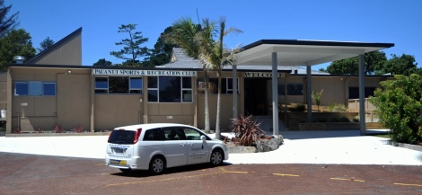The Pauanui club