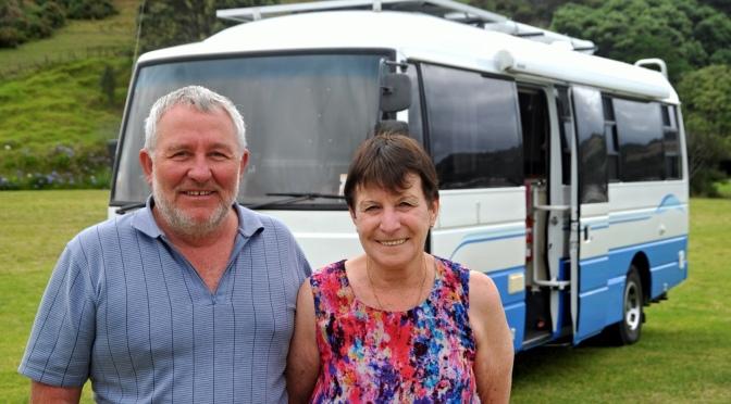 Nana & Poppa Bus