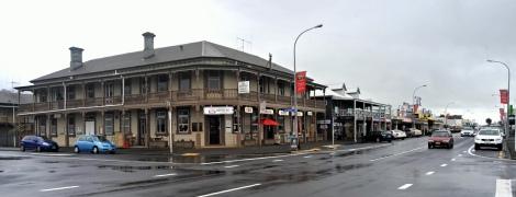The famous Brian Boru hotel