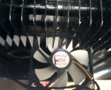 Fan in cooling tower