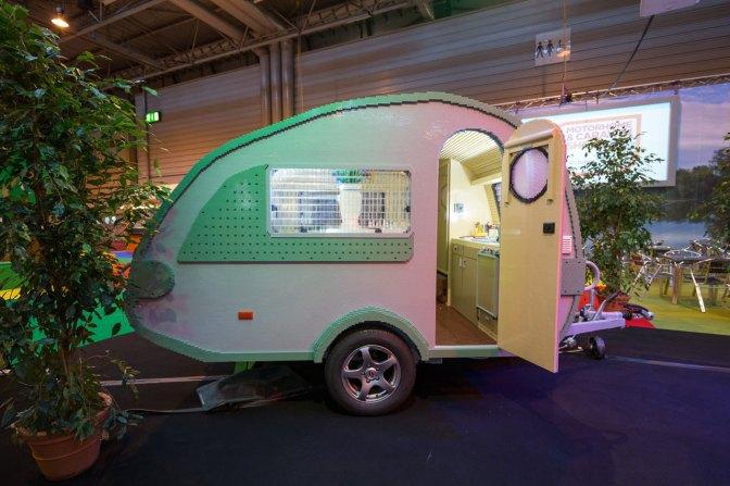 Lego Caravan