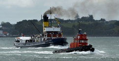 Steam Tug William C Daldy