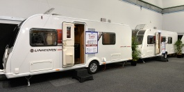 Bailey Caravan