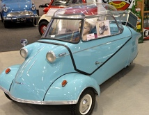 Fiona's favourite, the Messerschmitt