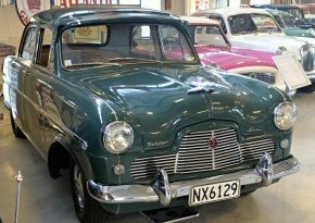 A car I had as a teenager, a Mark 1 Zephyr