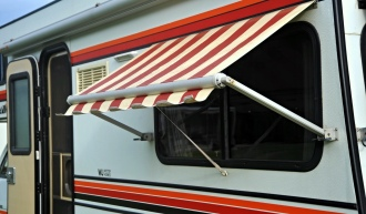 Retro awnings