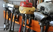 Old outboards