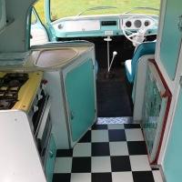 Classic VW Motorhome