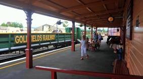 Waihi station
