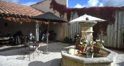 The café at Bennett's