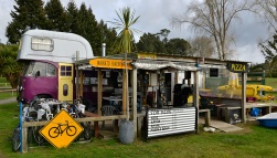 Bus cafe