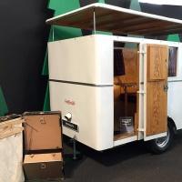 Wohnauto - Dethleffs first caravan