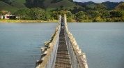 The Whananaki Bridge