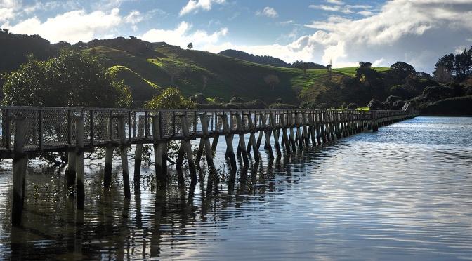 The longest Pedestrian Bridge in the Southern Hemisphere