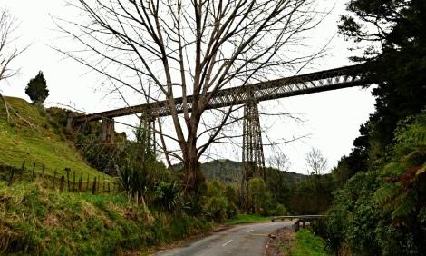 Mangaokewa Gorge