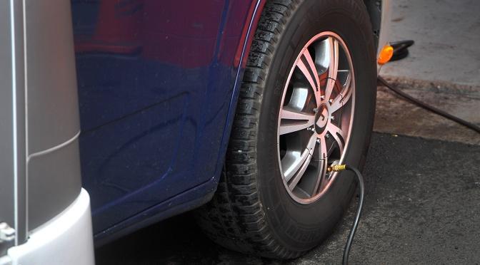 Nitrogen in your Tyres