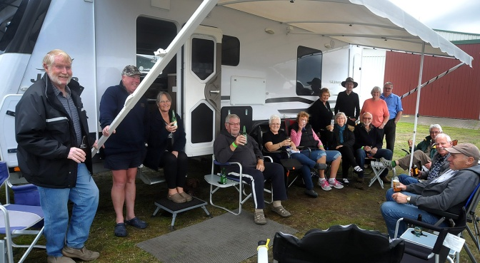 Motorhome Show Rally – Mystery Creek