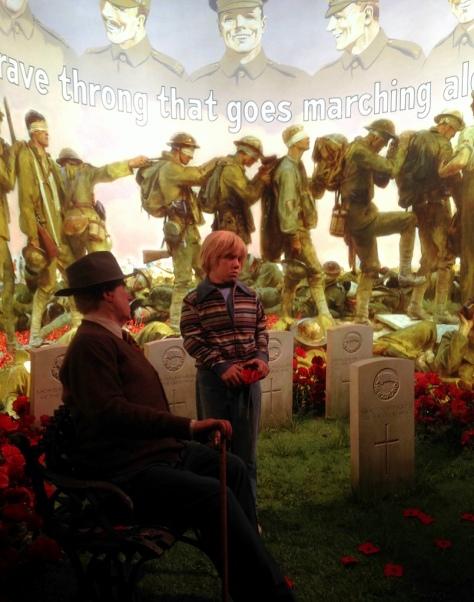 Poignant Memorial