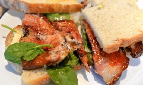 My Pork Sandwich