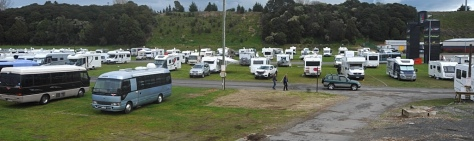 Plenty of Motorhomes