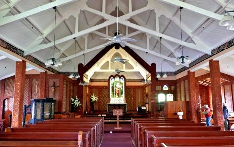 Inside St Faiths