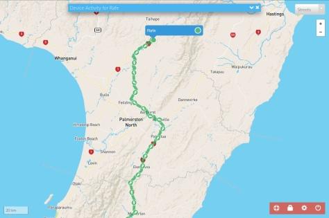 Rafe's Track to Mangaweka