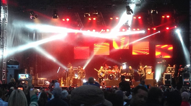 UB 40 At Martinborough