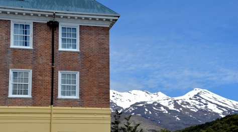 The Windows and Mt Ruapehu