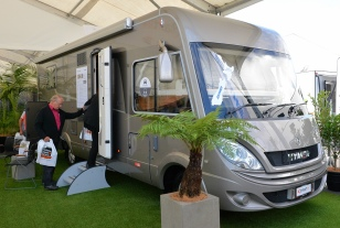 The Hymer Starline 690