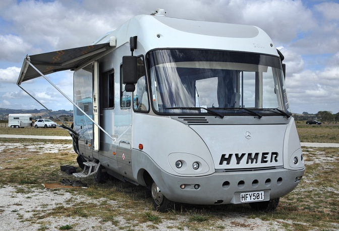 Donna and Dale's Hymer