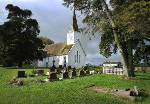 The Church next door