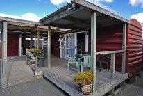 Nice verandahs.
