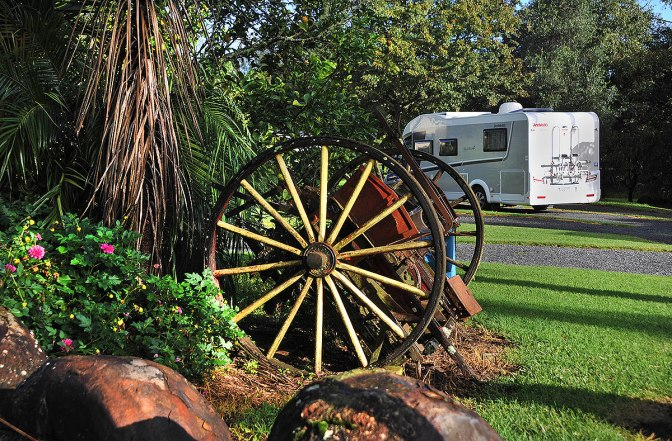 The Wagon Train Park