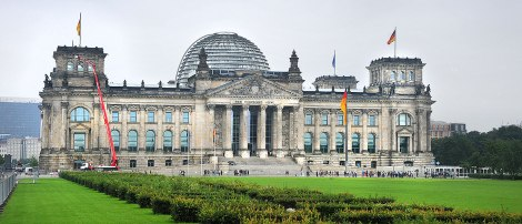 The old Reichstag