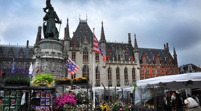 Getting Lost in Belgium