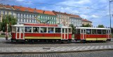 The old historic Trams