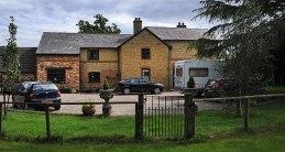 The Dairy Farm house