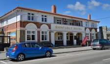 The famous Ranfurly pub