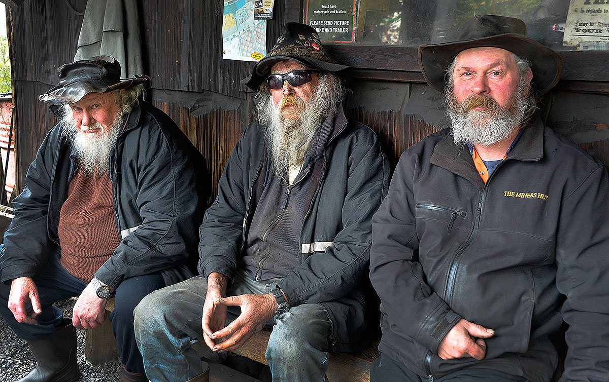 Image result for bearded miners images